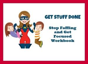 get stuff done workbook