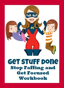 GET STUFF DONE WORKBOOK PORTRAIT
