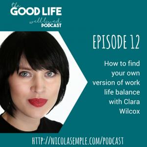 Clara Wilcox Podcast