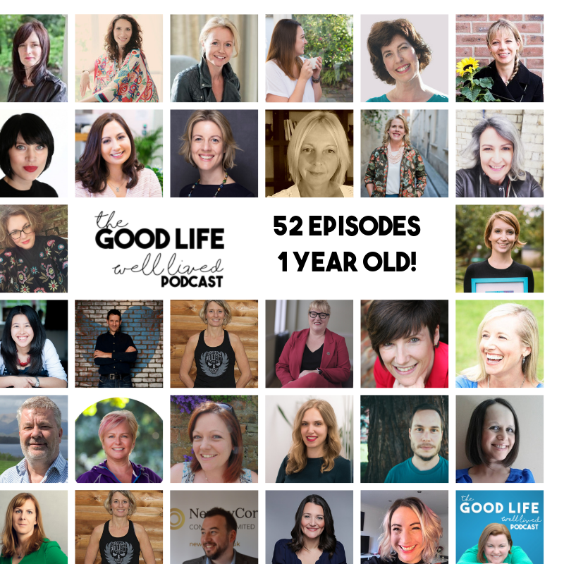 the good life well lived podcast